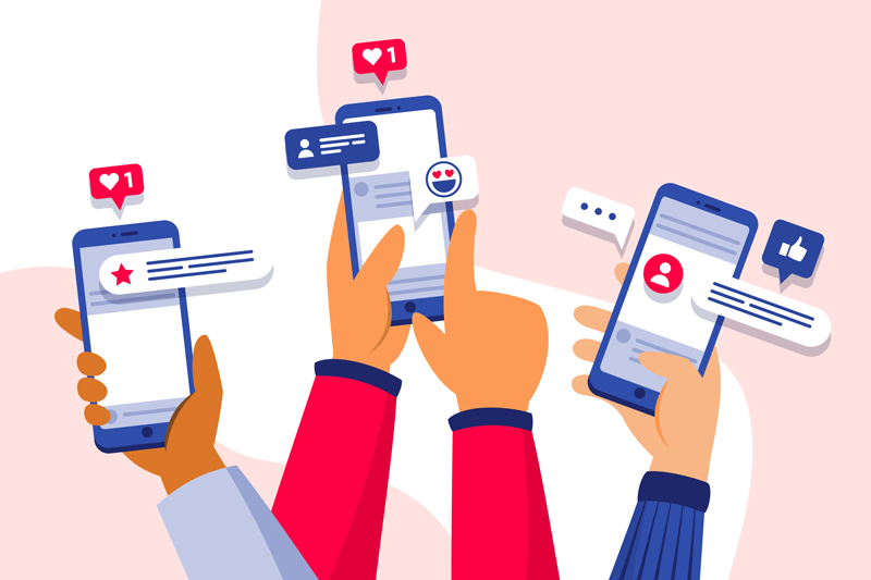 ブログとホームページとSNS、どうやって活用する?効率の良い運営方法
